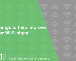 5 things to help improve your Wi-Fi signal